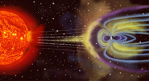 Earth Magnetosphere- wikipedia.org