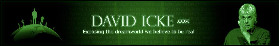 David icke's official WebSite!